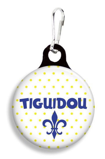 Tiguidou! - Fetch Life Pet Outfitters Dog & Cat Collar Clips