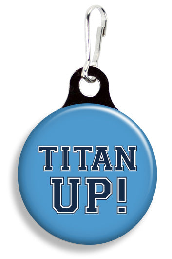 Tennessee Titan Up - Fetch Life Pet Outfitters Dog & Cat Collar Clips