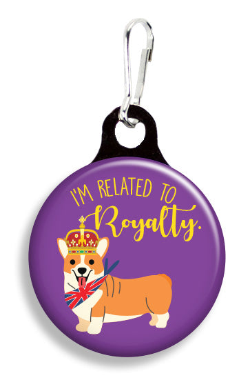 Related to Royalty - Fetch Life Pet Outfitters Dog & Cat Collar Clips