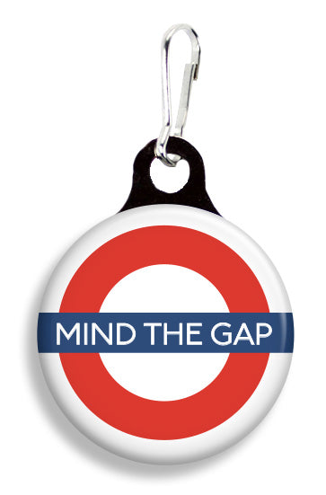Mind the Gap - Fetch Life Pet Outfitters Dog & Cat Collar Clips