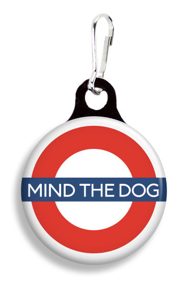 Mind the Dog - Fetch Life Pet Outfitters Dog & Cat Collar Clips