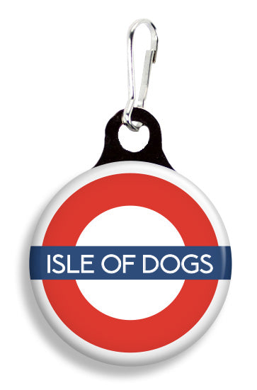Isle of Dogs - Fetch Life Pet Outfitters Dog & Cat Collar Clips