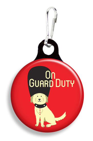 Queen's Guard Duty - Fetch Life Pet Outfitters Dog & Cat Collar Clips