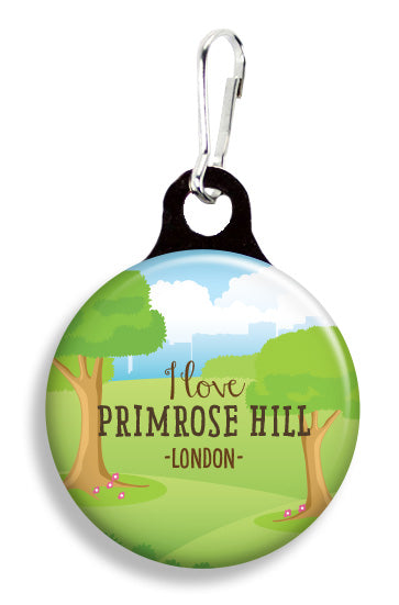 Primrose Hill - Fetch Life Pet Outfitters Dog & Cat Collar Clips