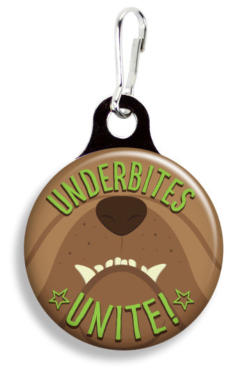 Underbites Unite - Fetch Life Pet Outfitters Dog & Cat Collar Clips