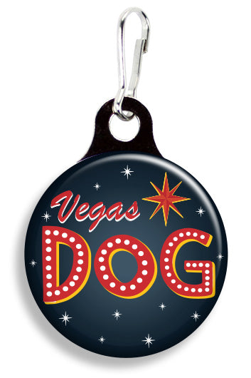 Las Vegas Casino Dog - Fetch Life Pet Outfitters Dog & Cat Collar Clips
