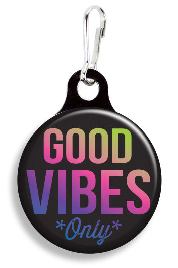 Good Vibes Sunset - Fetch Life Pet Outfitters Dog & Cat Collar Clips