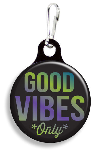 Good Vibes Water - Fetch Life Pet Outfitters Dog & Cat Collar Clips