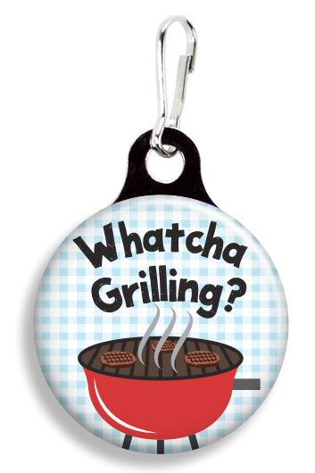 Whatcha Grilling? - Fetch Life Pet Outfitters Dog & Cat Collar Clips