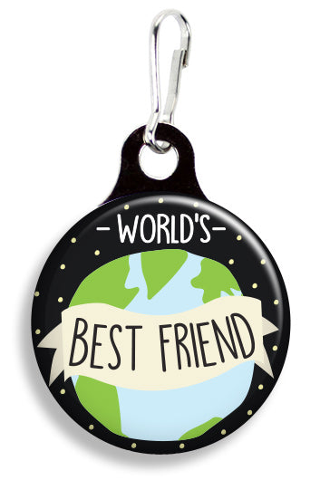 World's Best Friend - Fetch Life Pet Outfitters Dog & Cat Collar Clips
