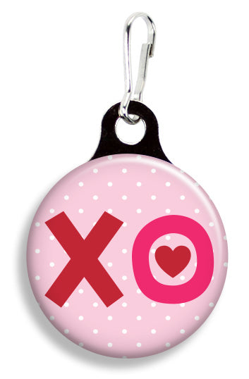 XO Valentine - Fetch Life Pet Outfitters Dog & Cat Collar Clips