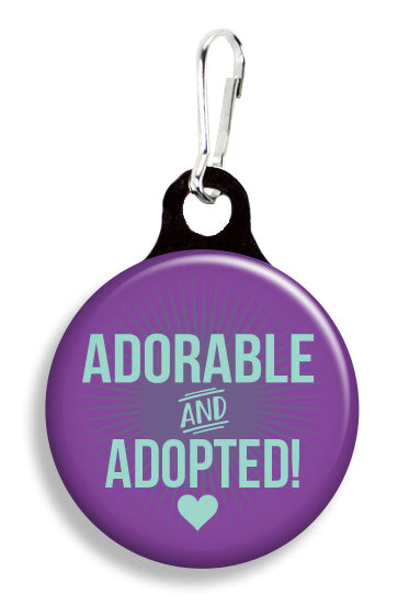 Adorable and Adopted! - Fetch Life Pet Outfitters Dog & Cat Collar Clips