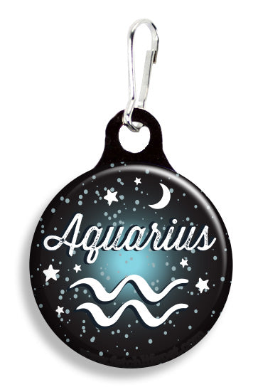 Aquarius Stars - Fetch Life Pet Outfitters Dog & Cat Collar Clips