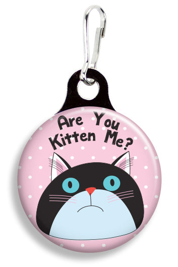 Are You Kitten Me - Fetch Life Pet Outfitters Dog & Cat Collar Clips