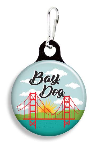 Bay Dog - Fetch Life Pet Outfitters Dog & Cat Collar Clips