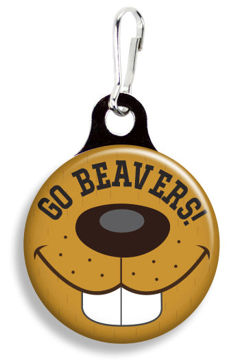 Oregon State Beaver - Fetch Life Pet Outfitters Dog & Cat Collar Clips