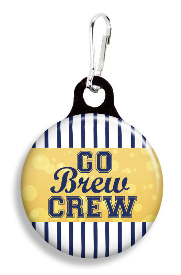 Milwaukee Brew Crew - Fetch Life Pet Outfitters Dog & Cat Collar Clips