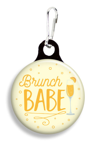 Brunch Babe - Fetch Life Pet Outfitters Dog & Cat Collar Clips