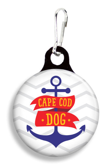 Cape Cod Dog - Fetch Life Pet Outfitters Dog & Cat Collar Clips