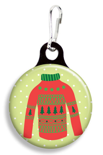 Ugly Christmas Sweater - Fetch Life Pet Outfitters Dog & Cat Collar Clips