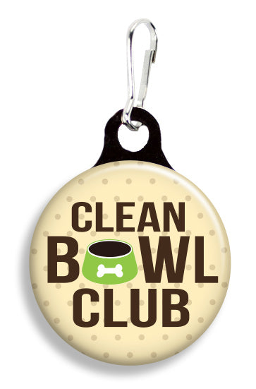 Clean Bowl Club - Fetch Life Pet Outfitters Dog & Cat Collar Clips