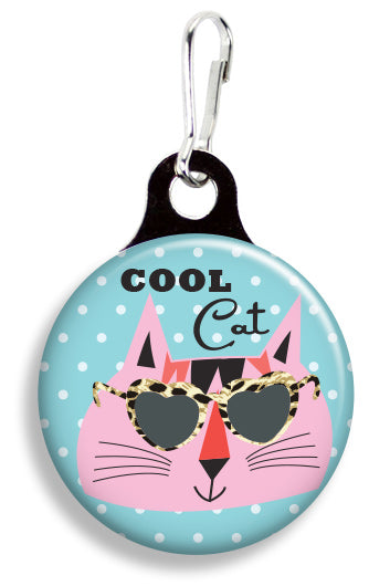 Cool Cat - Fetch Life Pet Outfitters Dog & Cat Collar Clips
