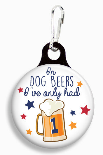 Dog Beers - Fetch Life Pet Outfitters Dog & Cat Collar Clips