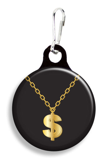 OG Money Necklace - Fetch Life Pet Outfitters Dog & Cat Collar Clips