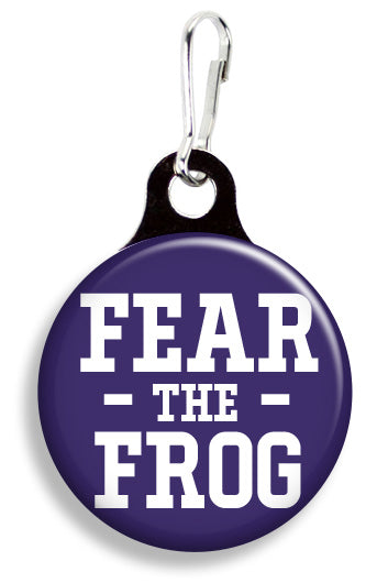 TCU Fear the Frog - Fetch Life Pet Outfitters Dog & Cat Collar Clips