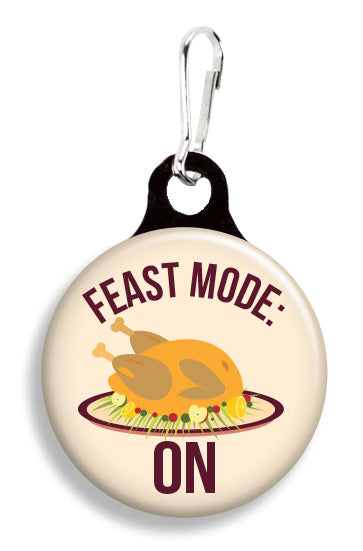 Feast Mode: On - Fetch Life Pet Outfitters Dog & Cat Collar Clips