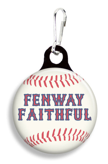 Boston Fenway Faithful - Fetch Life Pet Outfitters Dog & Cat Collar Clips