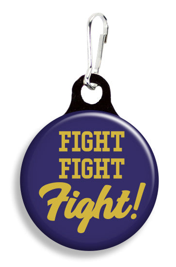 Baltimore Ravens Fight - Fetch Life Pet Outfitters Dog & Cat Collar Clips