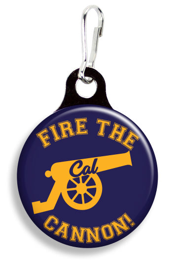 Cal Fire the Cannon - Fetch Life Pet Outfitters Dog & Cat Collar Clips