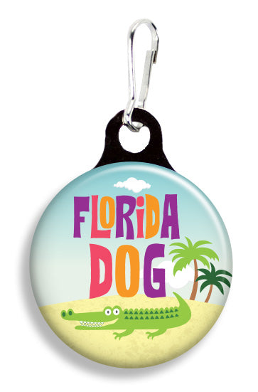 Florida Gator - Fetch Life Pet Outfitters Dog & Cat Collar Clips