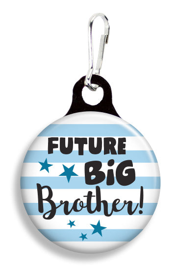 Future Big Brother - Fetch Life Pet Outfitters Dog & Cat Collar Clips