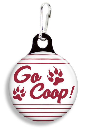 WSU Go Coop - Fetch Life Pet Outfitters Dog & Cat Collar Clips