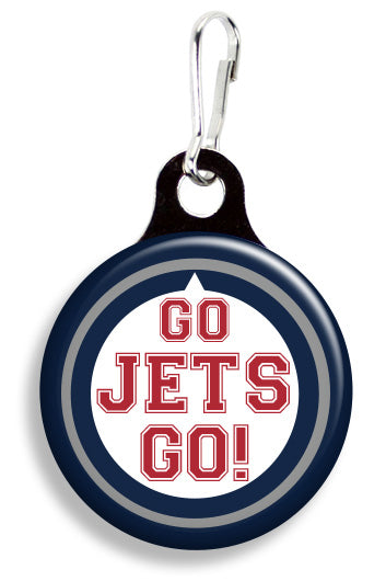 Winnipeg Go Jets Go - Fetch Life Pet Outfitters Dog & Cat Collar Clips