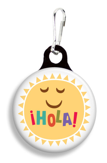 Hola Sunshine - Fetch Life Pet Outfitters Dog & Cat Collar Clips