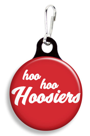 IU Hoo Hoo Hoosiers - Fetch Life Pet Outfitters Dog & Cat Collar Clips
