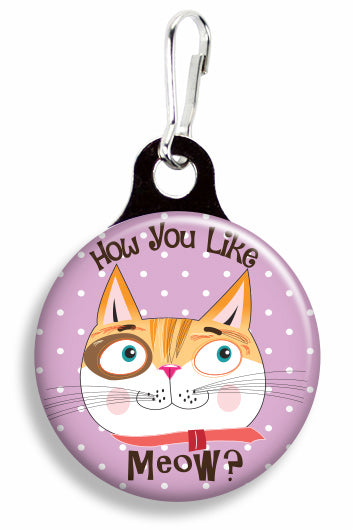 How You Like Meow - Fetch Life Pet Outfitters Dog & Cat Collar Clips