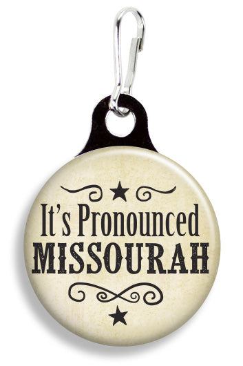 Pronounced Missourah - Fetch Life Pet Outfitters Dog & Cat Collar Clips
