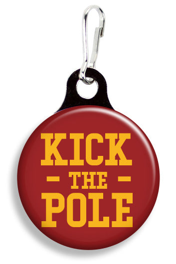 USC Kick the Pole - Fetch Life Pet Outfitters Dog & Cat Collar Clips
