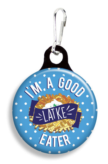 Good Latke Eater - Fetch Life Pet Outfitters Dog & Cat Collar Clips
