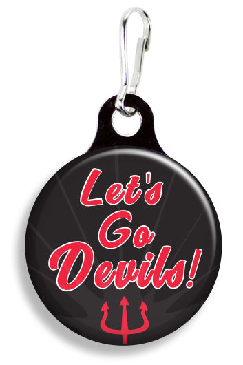 New Jersey Let's Go Devils - Fetch Life Pet Outfitters Dog & Cat Collar Clips