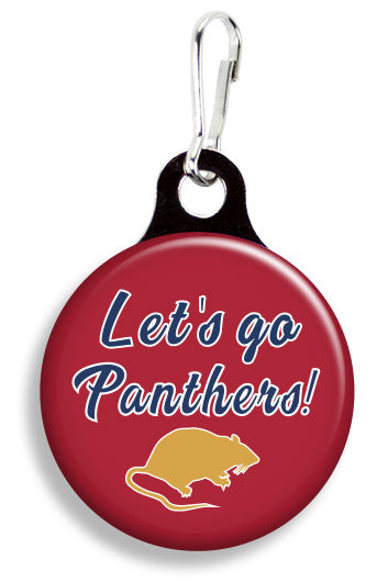 Florida Panthers Rat - Fetch Life Pet Outfitters Dog & Cat Collar Clips