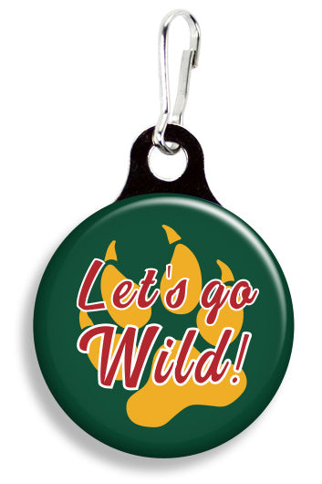 Minnesota Let's Go Wild - Fetch Life Pet Outfitters Dog & Cat Collar Clips