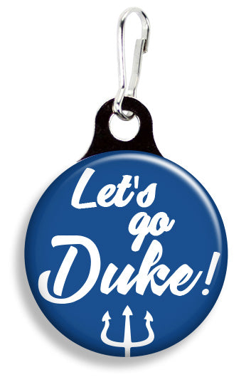 Duke Let's Go - Fetch Life Pet Outfitters Dog & Cat Collar Clips