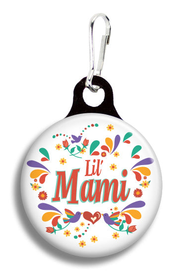 Lil' Mami - Fetch Life Pet Outfitters Dog & Cat Collar Clips