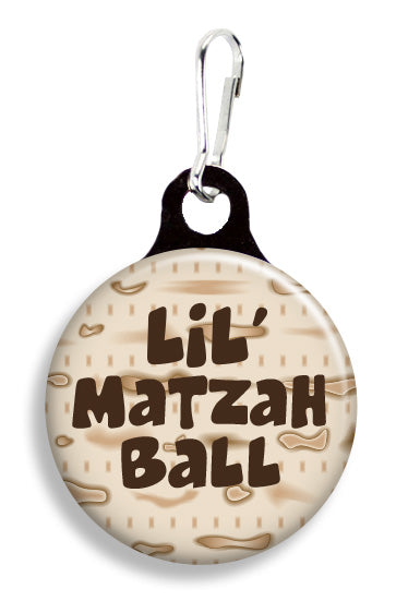 Lil' Matzah Ball - Fetch Life Pet Outfitters Dog & Cat Collar Clips