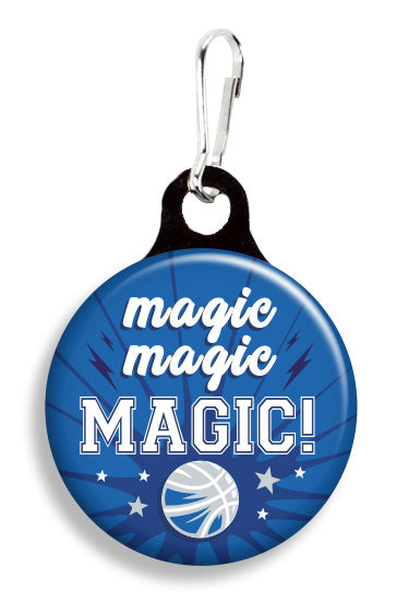 Orlando Magic Magic - Fetch Life Pet Outfitters Dog & Cat Collar Clips